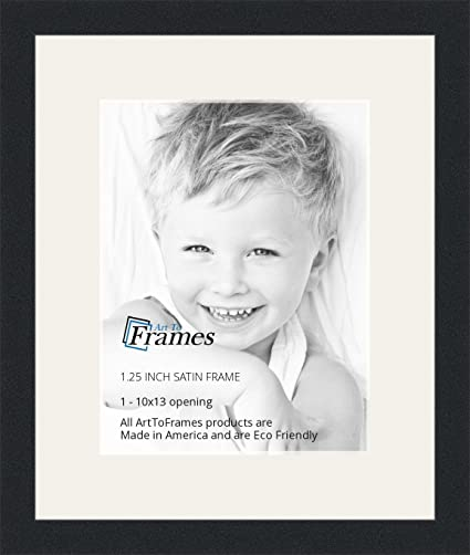 Amazon Arttoframes 10 X 13 Inch Opening Single Mat With A