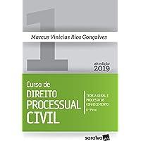 Novo curso de direito processual civil - 16ª edição de 2019: Teoria Geral e Processo de Conhecimento