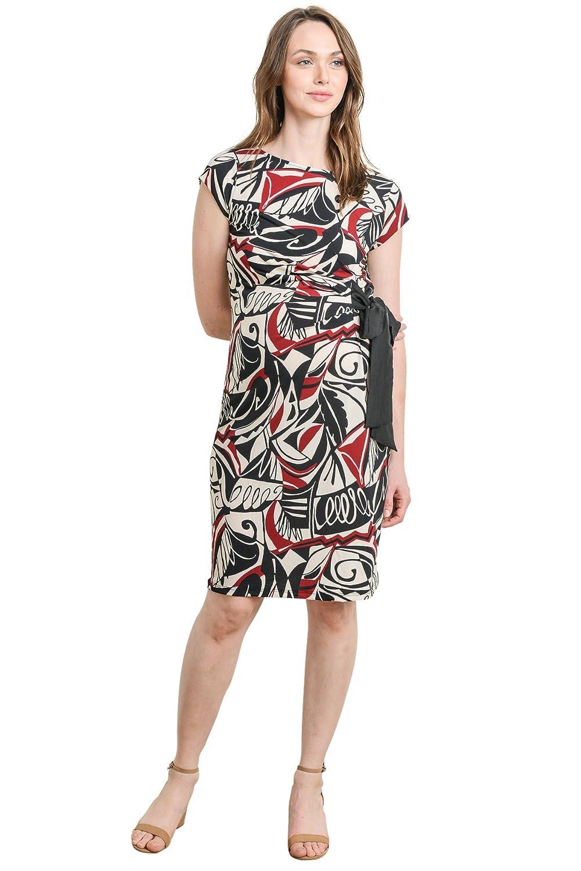 LaClef Vestido de maternidad para mujeres
