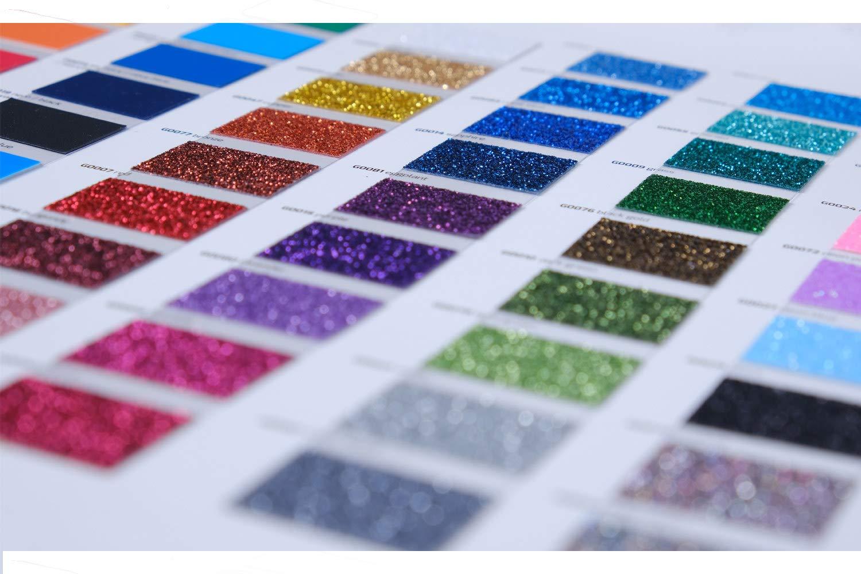 Lot de 5 feuilles de transfert /à paillettes A4 Pour coller sur les textiles Id/éal pour les papiers peints 5er Set Boys Love