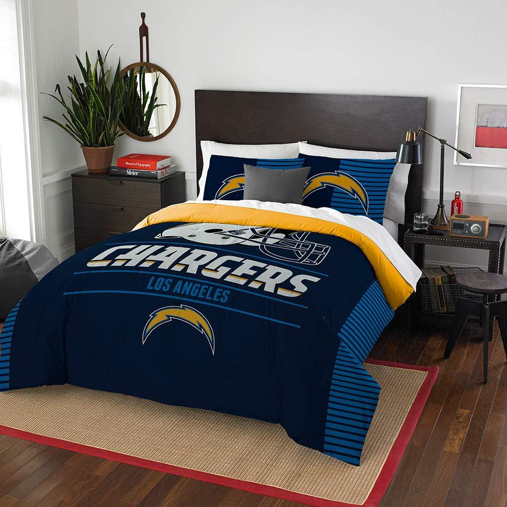 公式 The Northwest会社Los Angles B07DS6JZCK Chargers NFL Chargers Full ) Comforter Set (ドラフトシリーズ) (86 x 86 ) B07DS6JZCK, 挨拶状 はがき 印刷 帰蝶堂:0f4fa02f --- cygne.mdxdemo.com