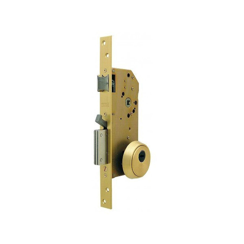 Tesa Assa Abloy, R200NT66T, Cerradura Monopunto de Seguridad para Puertas de Madera: Amazon.es: Bricolaje y herramientas