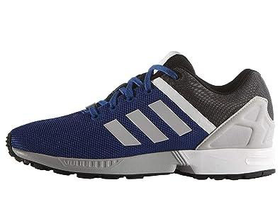 sneakers for cheap 8da9b 99cfd adidas Men's ZX Flux Split Trainers Blue, 6.5 UK: Amazon.co ...