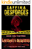 London's Burning (Rose Red Rhymes - DCI Cass Rose short thrillers Book 3)