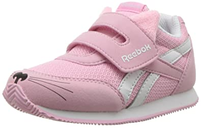 f5611a3314e63 Reebok Girls  Royal CL Jogger 2 KC Running Shoe