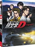 Initial D : Legend 1 - Combo DVD/BR [Combo Collector Blu-ray + DVD] [Combo Collector Blu-ray + DVD] [Combo Collector Blu-ray + DVD]