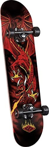 Powell Golden Dragon Flying Dragon Complete Skateboard