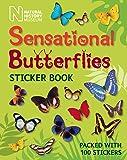 Sensational Butterflies Sticker Book (Natural History Museum)