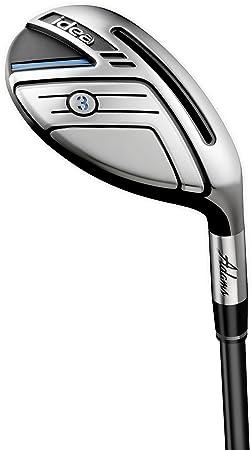 Adams Golf Men s New Idea Hybrid Club, Right Hand, Graphite, Stiff Flex, 19-Degree, 3