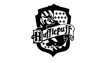 Harry Potter Stencil Harry Potter House Crest Reusable Stencil Hufflepuff  Stencil 7 Inch Harry Potter House