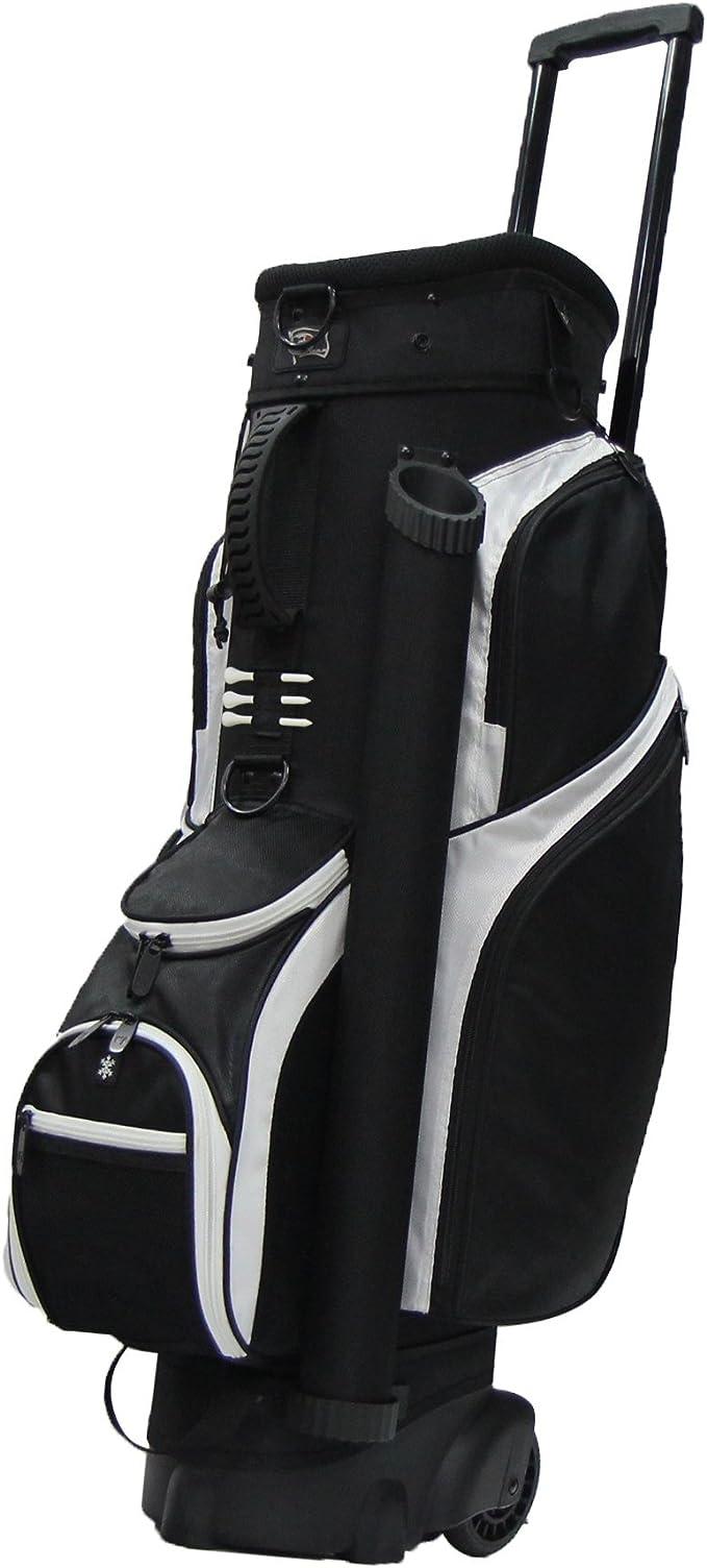 Amazon.com: Bolsa de golf con carro de Rj Sports: Clothing