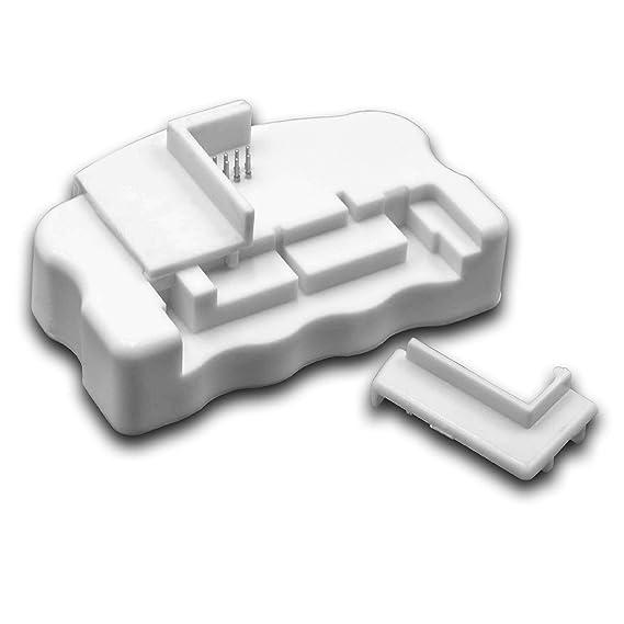 vhbw Reseteador de Chip para Epson Stylus DX7400, DX7450, DX8400, DX8450, DX9400f, S20, S21, SX100, SX105, SX110, SX115, SX200 impresoras
