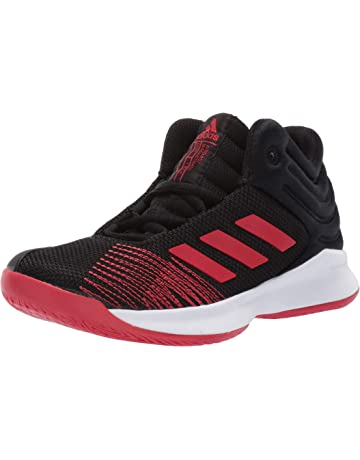 6d7aef55757 adidas Kids' Pro Spark 2018 K Wide Basketball Shoe