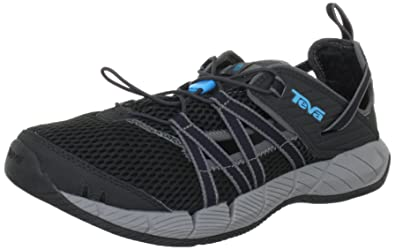 1eaa437e2c8e05 Teva Men s Churn Evo Sport Shoes - Outdoors 8861 Black 6 UK  Amazon ...