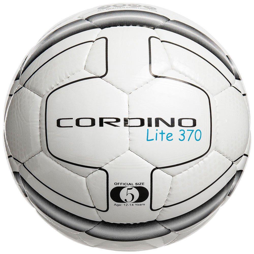 Precision Cordino Lite Match - Balón de Fútbol (370 g, Talla 5 ...