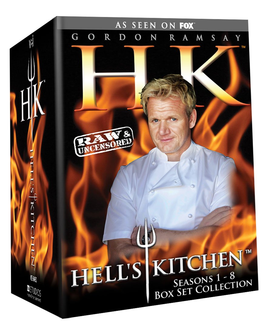 Watch Hells Kitchen: Hell'S Kitchen Season 1-8 773848646036