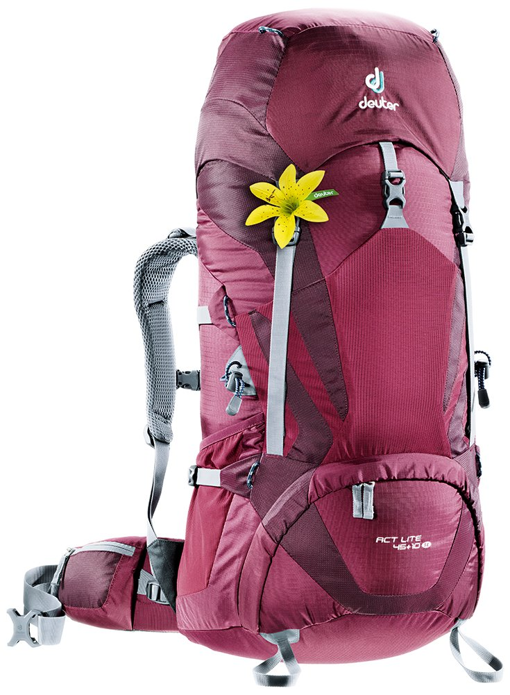Deuter ACT Lite 45+10 SL Women's Hiking Backpack Discontinued