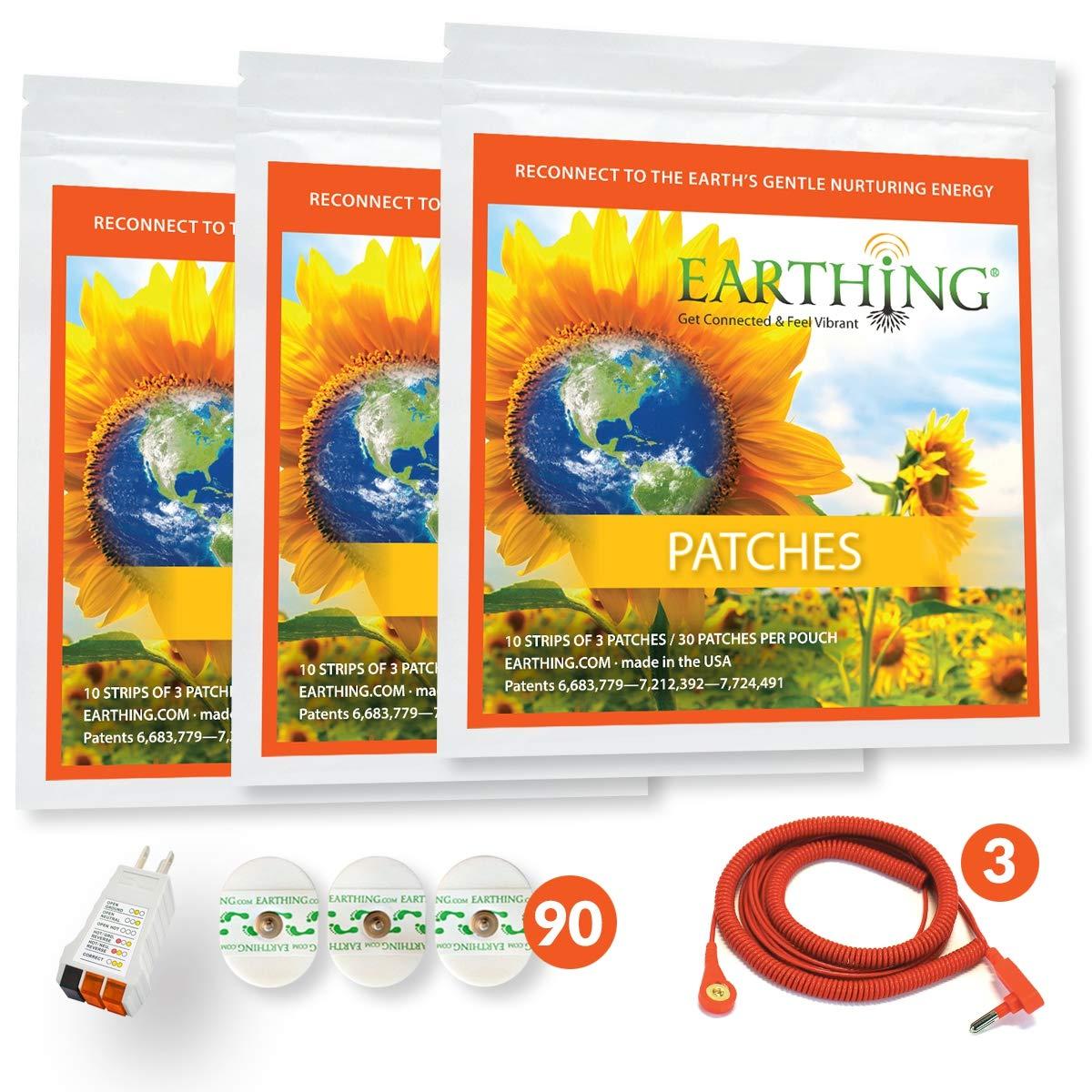 Earthing EBBK Body Band Kit