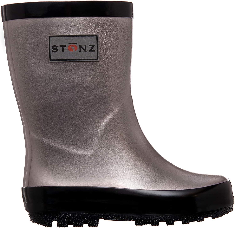 Stonz Rain Boots 100% Natural Rubber
