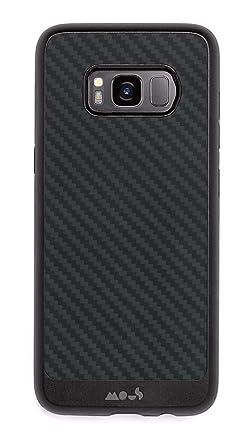 innovative design 3a3ab 7c9d2 Mous Protective Samsung Case Galaxy S8 - Aramid Carbon Fibre- Limitless 2.0