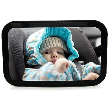Auto Baby Rückspiegel für Babyschale Reboarder Spiegel Sicherheit Babyspiegel