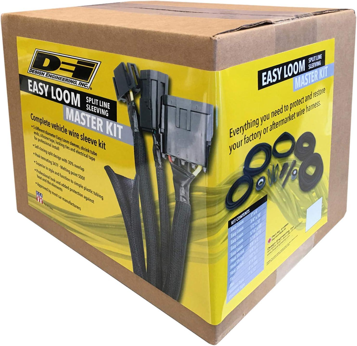 Design Engineering 010651 Easy Loom Split Wire Sleeve