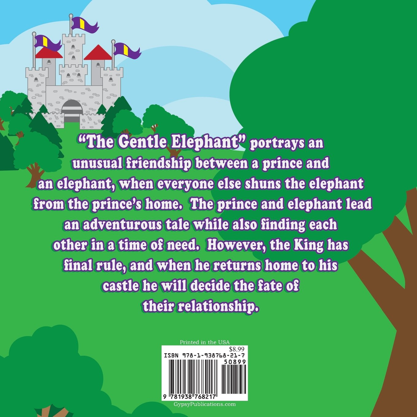 The Gentle Elephant by Gypsy Publications (Image #2)
