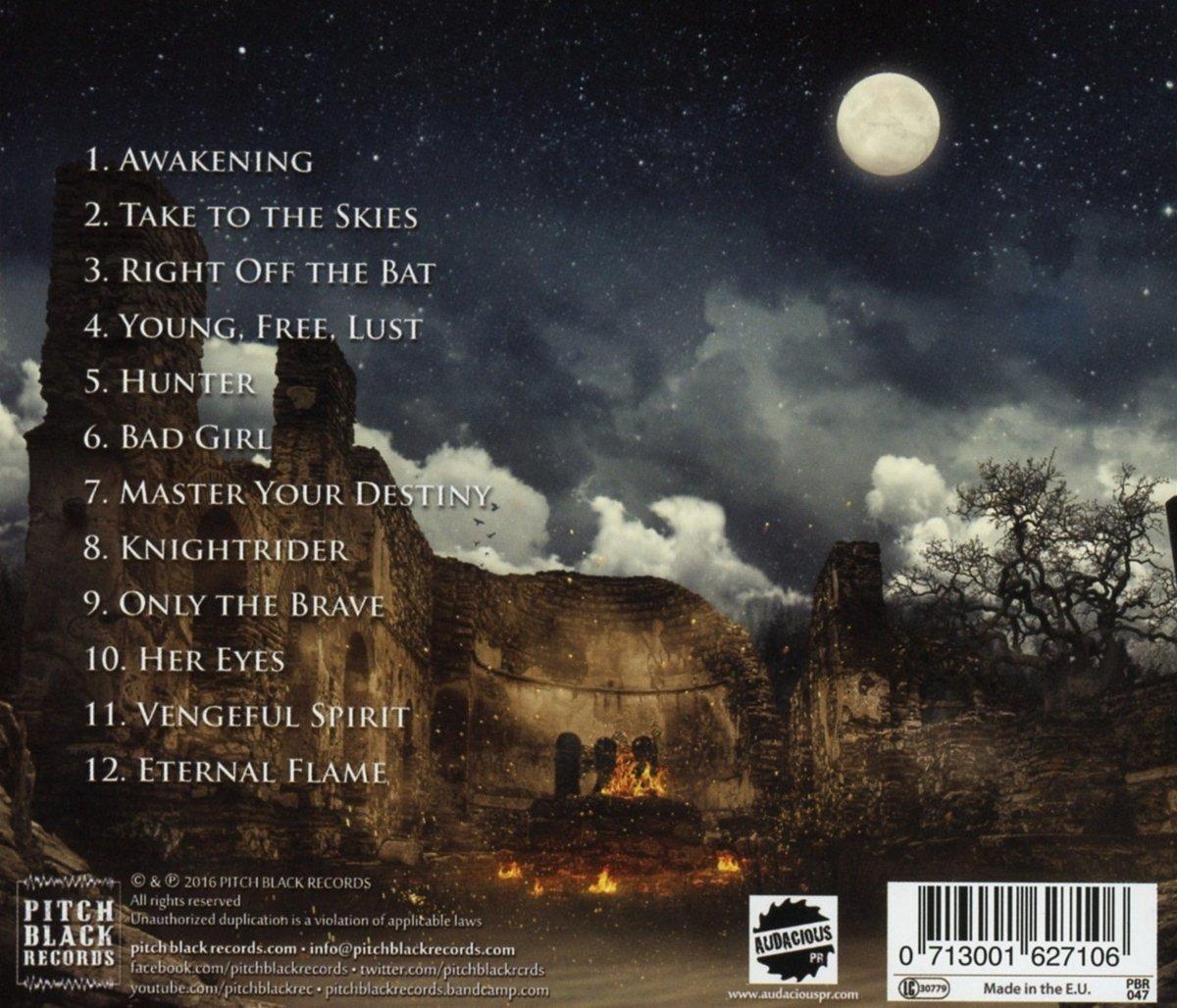 Crimson Fire - Fireborn - Amazon com Music