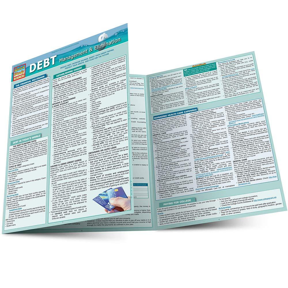 Study No Downside To Eliminating >> Debt Management Elimination Quick Study Business Inc Barcharts