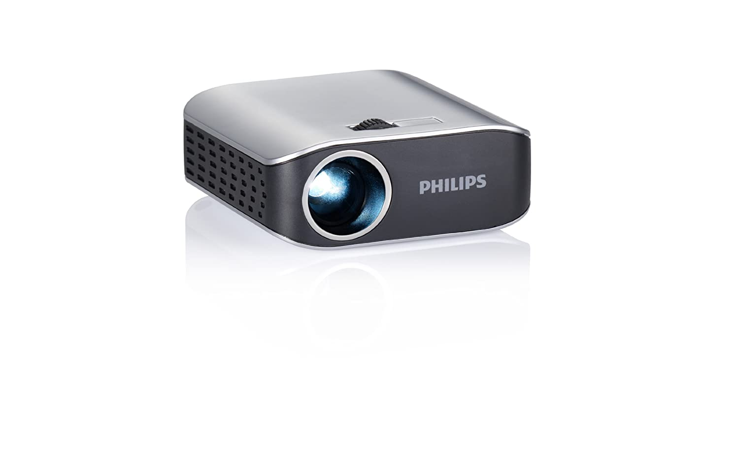 Philips PPX2055/F7 Video - Proyector (55 lúmenes ANSI, LED, WVGA ...