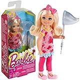Barbie - Family Poupée Chelsea and Friends - Jouer plaisir avec Chelsea