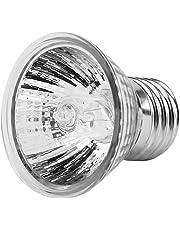 Fdit Lampe de Chauffage Ampoule Chaleur Émetteur Chaleur Lumière pour Petit Animal Reptile Lézard Tortue< Amphibie