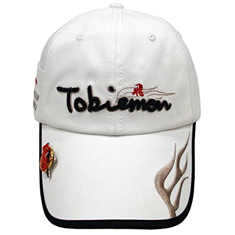 Amazon.com   Super Cap with Gold Cap Marker White Tbmc - WH Golf ... df44bf54ee70