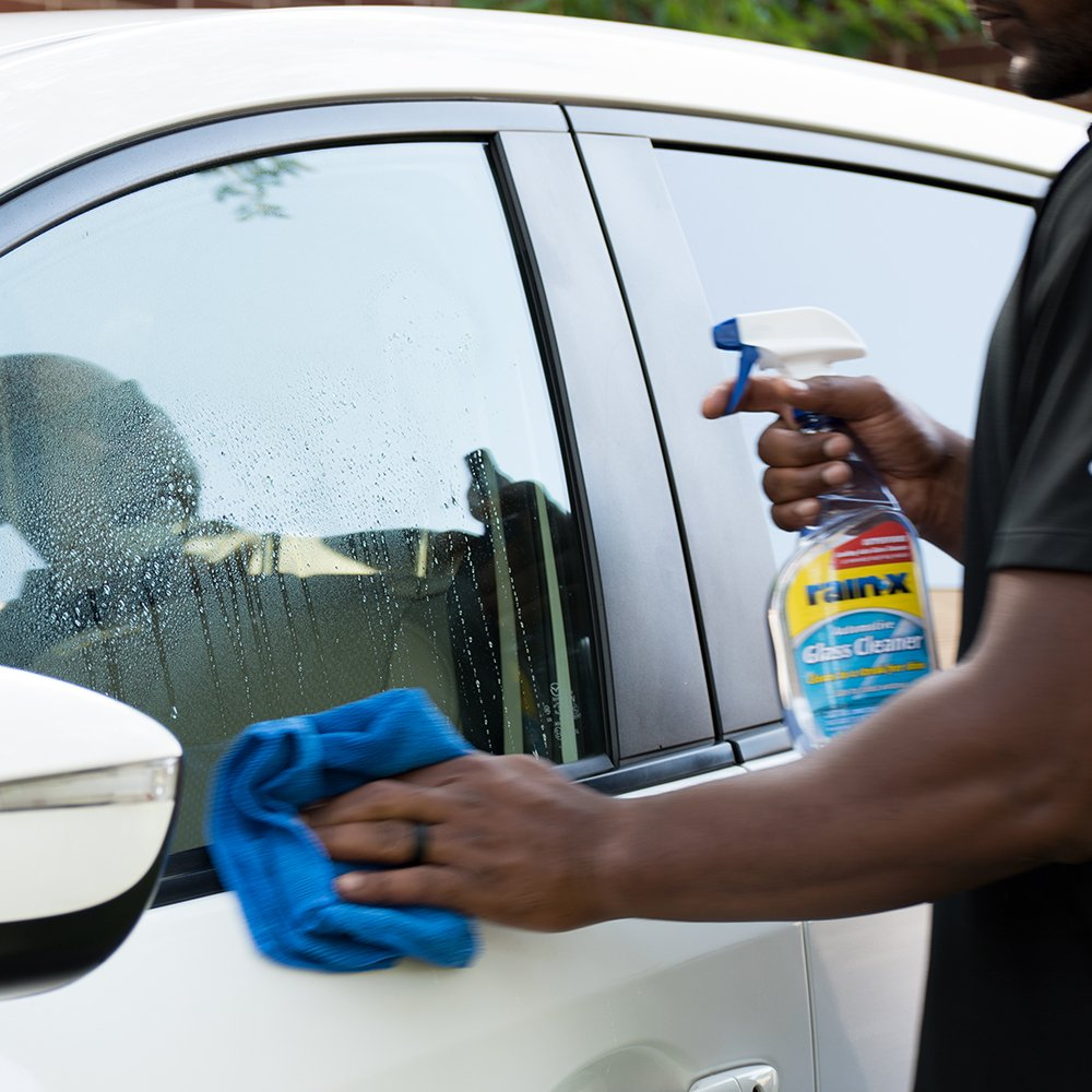 Rain-X 630019 Auto Glass Cleaner 32 oz , 32 fl  oz