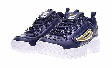 33093330bf FlLA Fila Disruptor II 2 Chaussures de Sport Femme - Chaussures de Course  des Femmes Légères