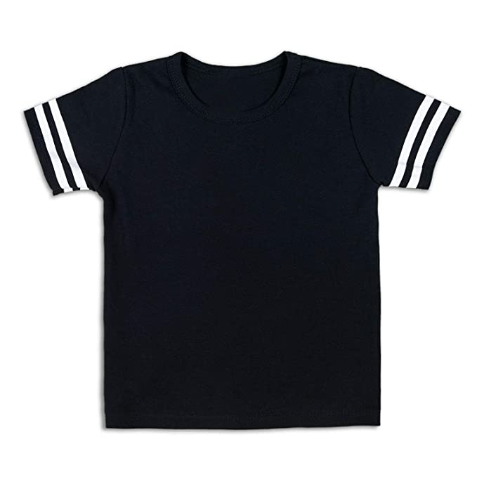 premium selection 2ad9d 4f2ff Amazon.com: DEFAHN Plain Football Sport Jersey Tees, 100 ...