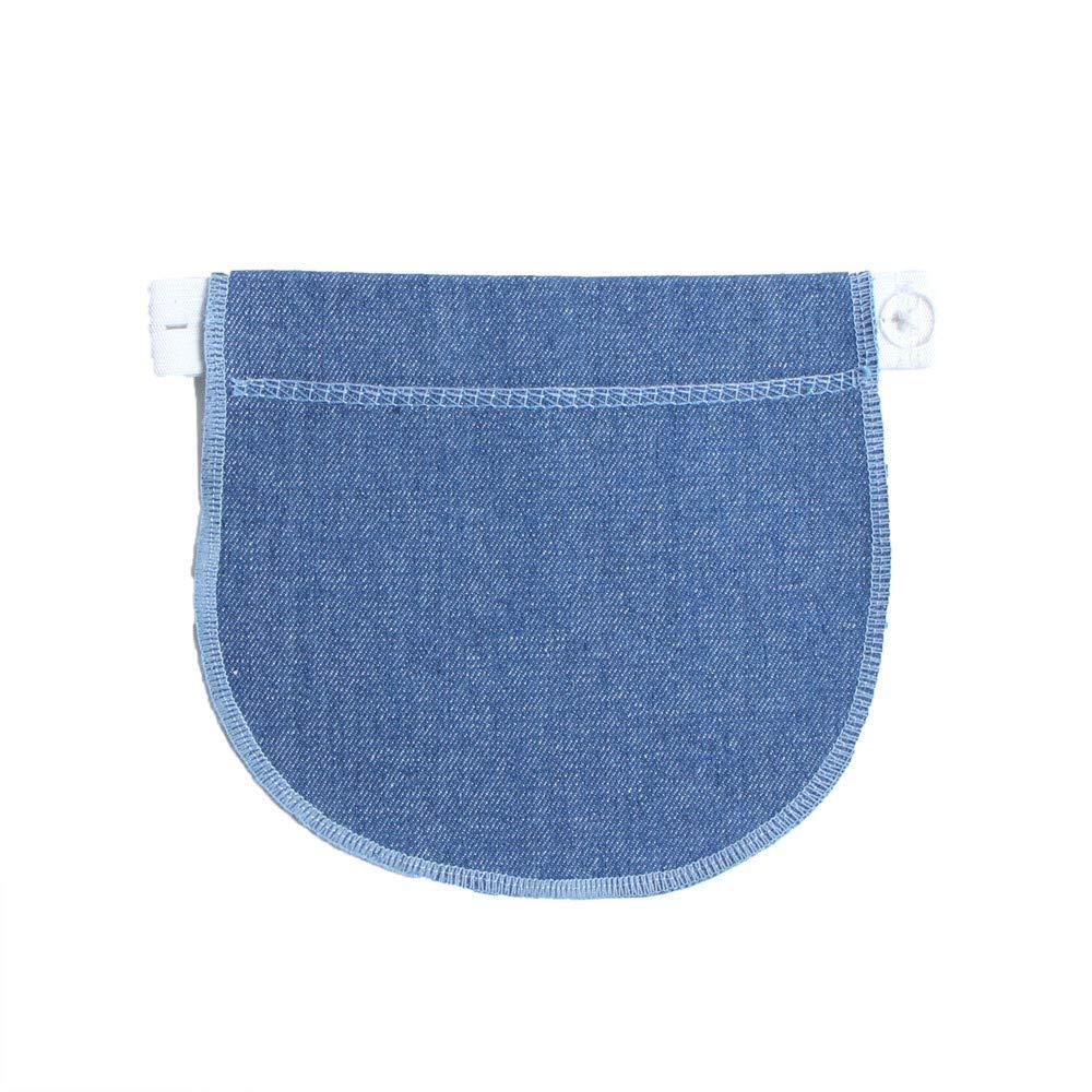 sunnymi Maternity Belt Pregnancy Belly Band Breathable Abdominal Binder Adjustable Back Support Belt Elastic Waist Extender Pants
