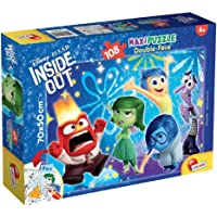 Lisciani Giochi 55319 – Puzzle DF Supermaxi 108 Inside out My