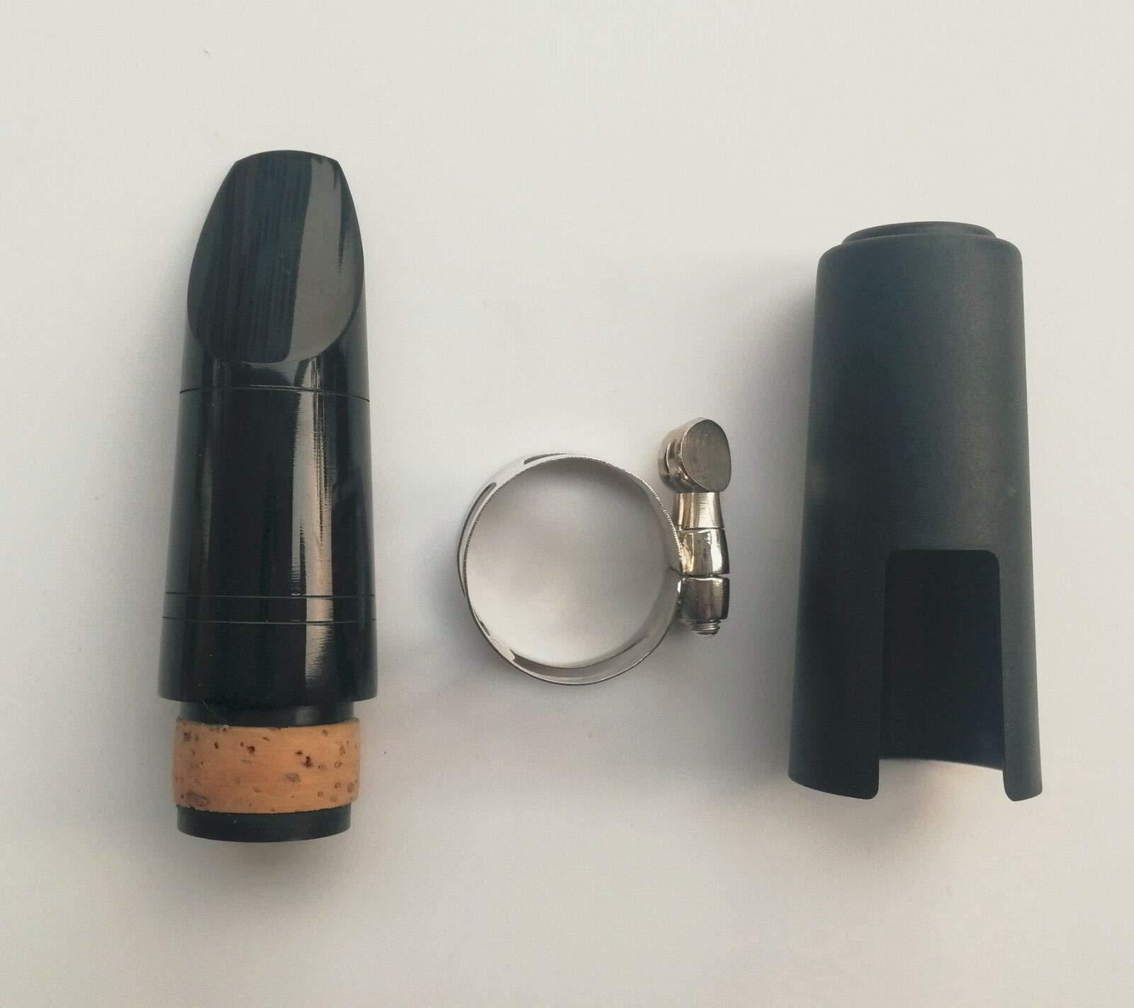 FidgetKute Bb Clarinet Ebonite Mouthpiece Show One Size
