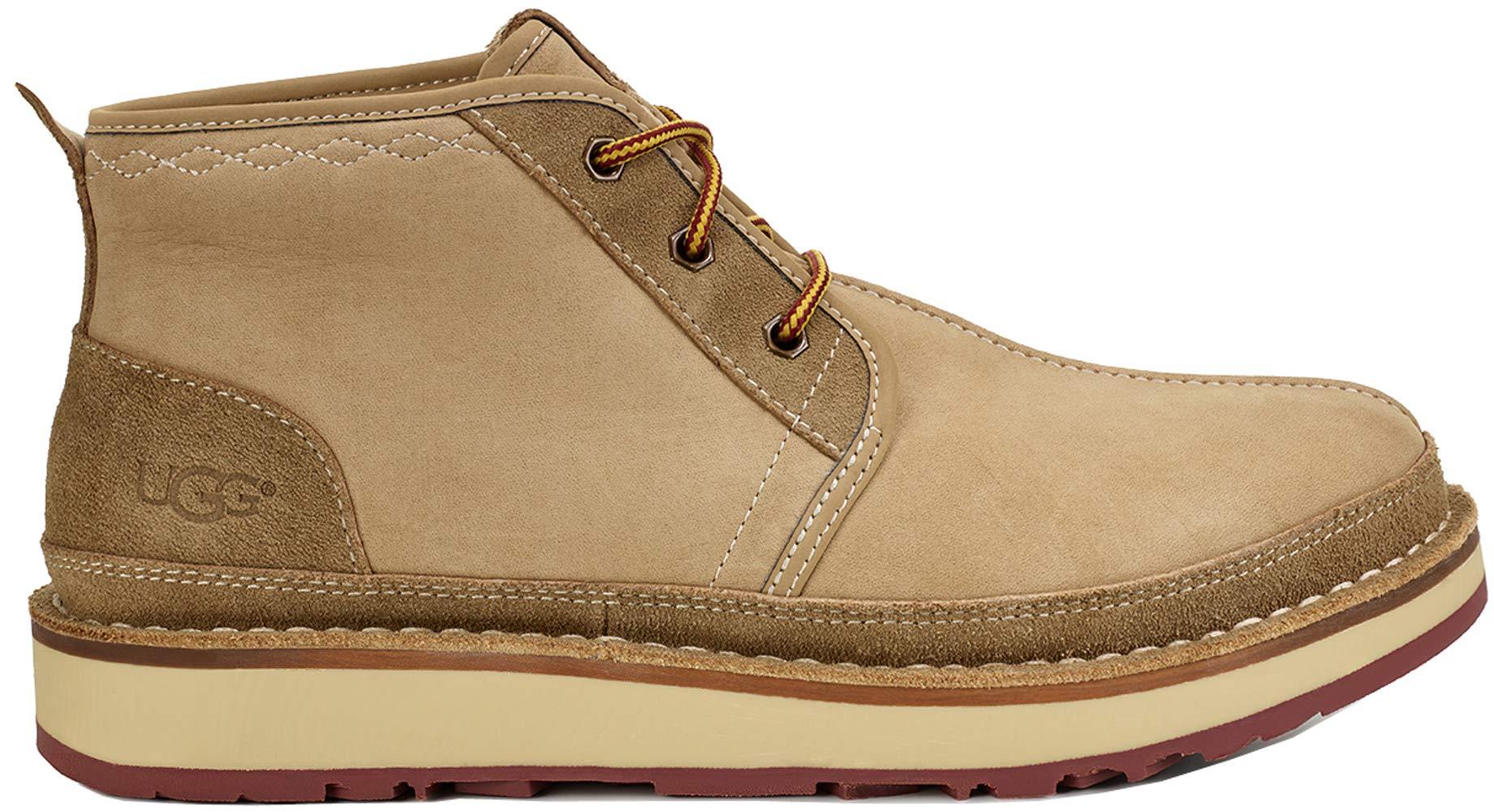 UGG Mens Avalanche Neumel Boot, Desert Tan, Size 13