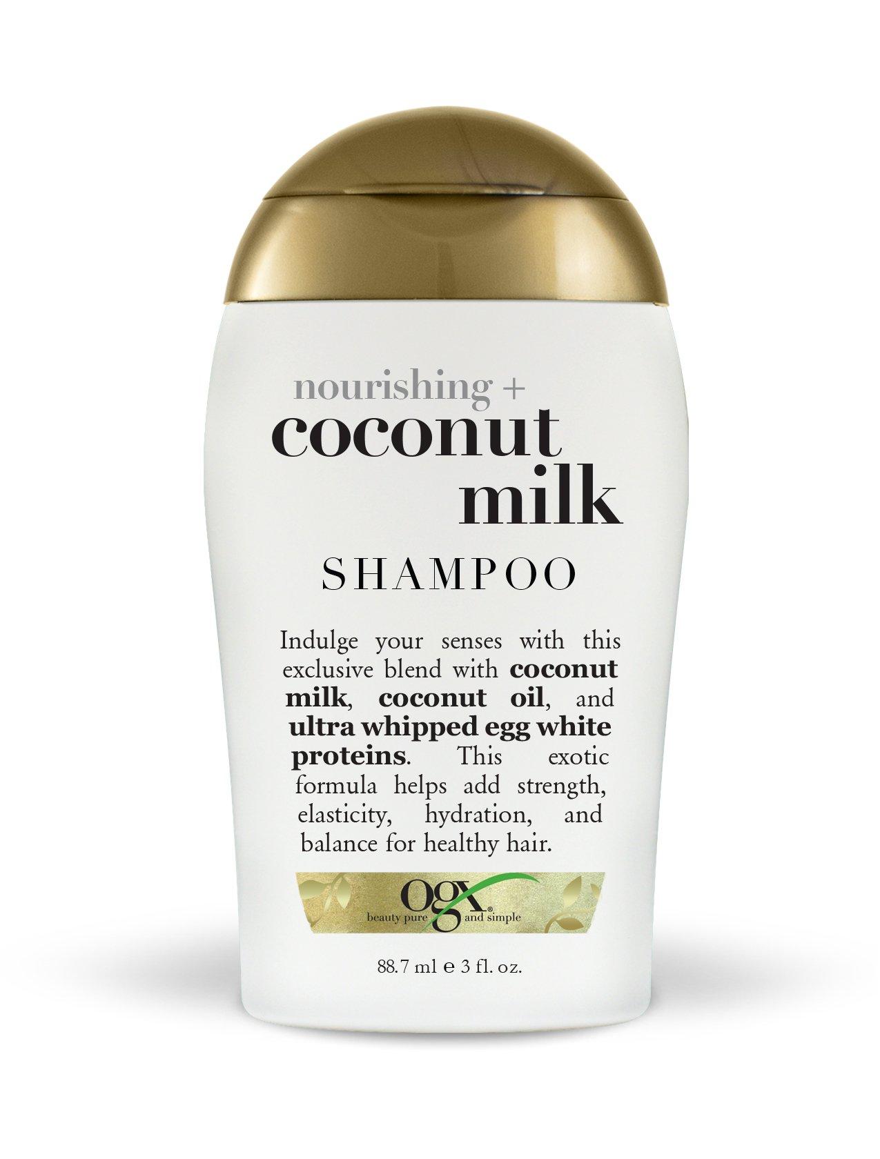 Amazon.com : OGX Trial Size Nourishing Coconut Milk