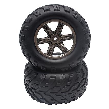 Amazoncom Hosim Rc Car Tire Zj01 Accessory Spare Parts 15 Zj01 For