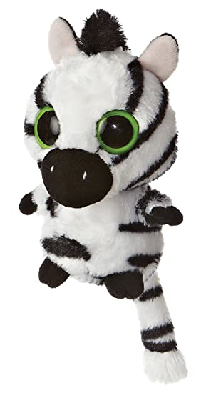 e3320a1a391 Yoohoo and Friends 5-inch Stripee Zebra  Amazon.co.uk  Toys   Games