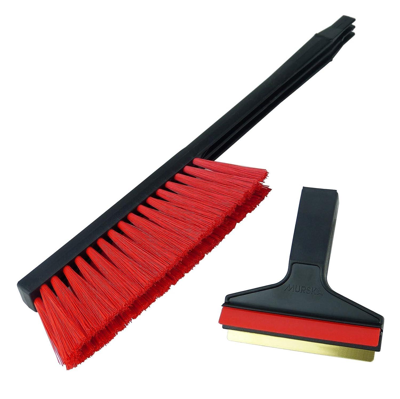 LP A056/Ice Scraper Car Murska Ice Scraper Brass Blade 420/MM Brass Scraper Snow Brush Snow Brush Long Snow Car Snow Brush Brush Sweep 4/In 90/mm