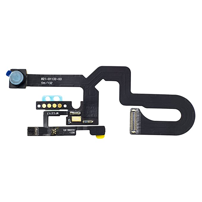 Mobile Accessories Iphone 5c Front Face Camera Proximity Sensor Top Mic Microphone Flex Cable New Phones & Accessories