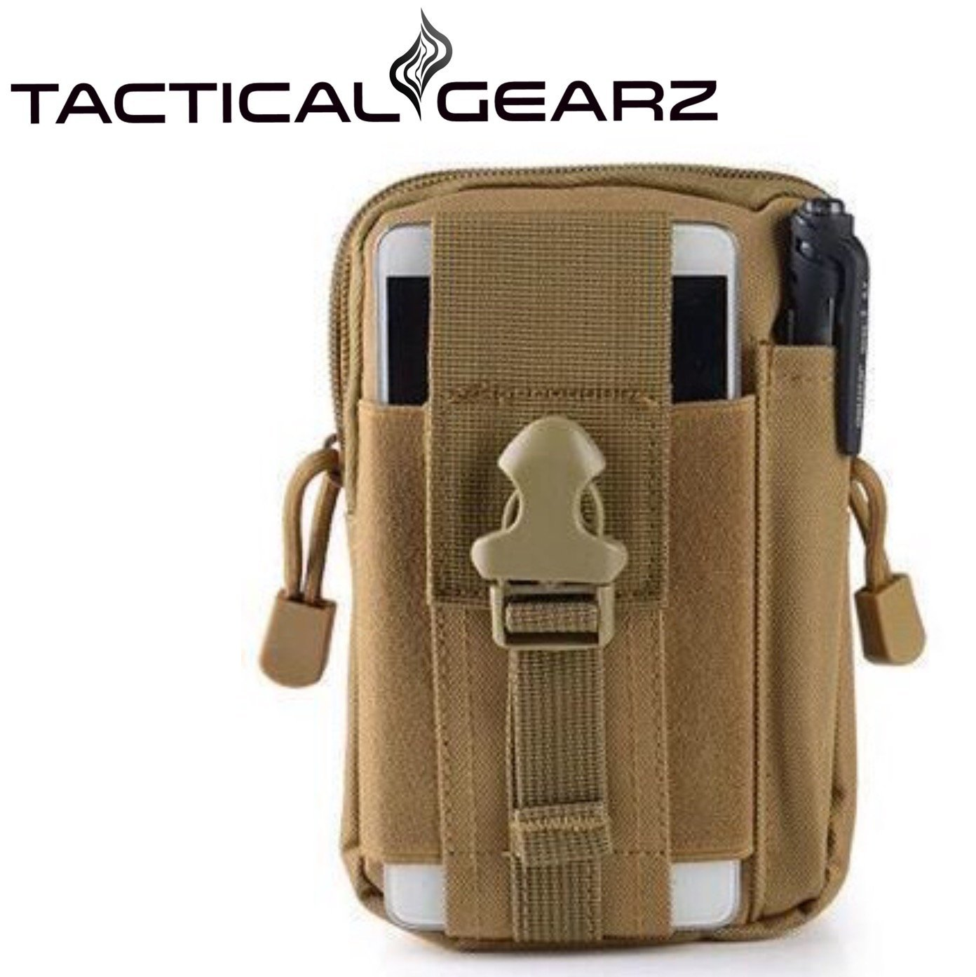 lightning dealtacticalgearz military tactical canvas day pack molle