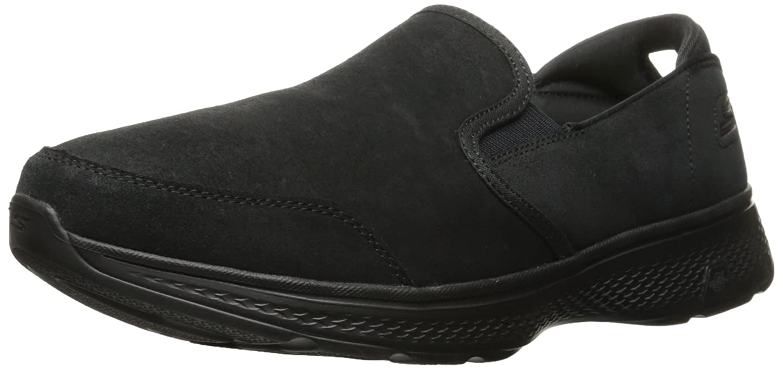Skechers Men's Skechers Go Walk Max Beyond Slip On Walking Shoe Chocolate Walking Shoes from shoes | Best Life