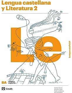 Lengua castellana y Literatura 2 Ba 2020 Código abierto: Amazon.es: Varios: Libros