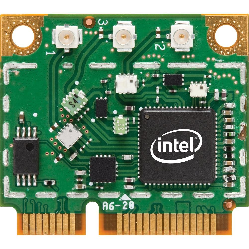 Adaptador Wi-Fi Intel Ultimate N 633ANHMW IEEE 802.11n (borrador) - Mini PCI Express - 450Mbps