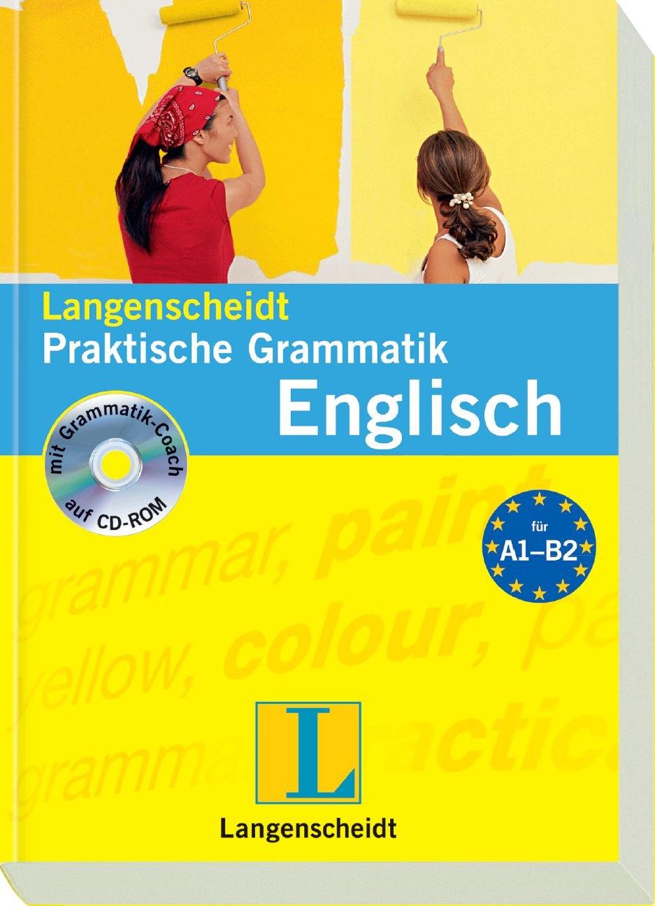 Langenscheidt Praktische Grammatik Englisch - Buch mit CD-ROM